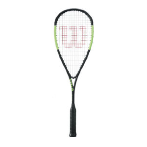 Wilson Blade CV Squash Racket Black/Green (WRT916430)
