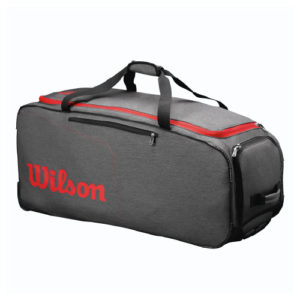 Wilson Wheeled Travel Coaches Grey/Red (WRZ847894)