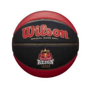 Wilson Red Bull Reign Basketball (WTB2202XB07)