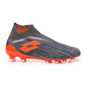 Solista 100 FG Soccer Boots (Cool Grey/Orange)