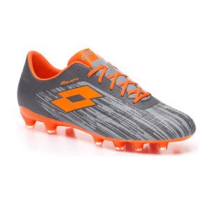 Solista 700 III FG Soccer Boots (Cool Grey/Orange)