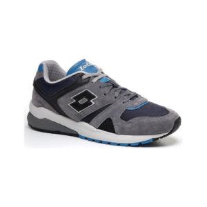 Marathon (Grey Stl/Black)
