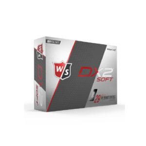 Wilson W/S Duo Professional Golf Balls x12