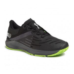 Wilson Men's Kaos 3.0 Tennis Shoe (Black/Ebony/Blade Green)