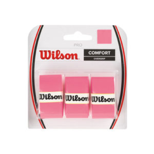 Wilson Pro Overgrips 3-pack (Pink)