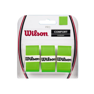 Wilson Pro Overgrips 3-pack (Blade Green)