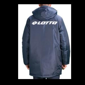 Lotto Delta Plus Padded Jacket Jnr (Navy)