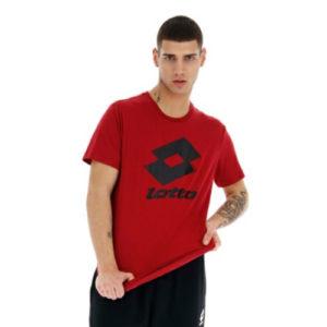 Smart II Tee JS (Dark Red)