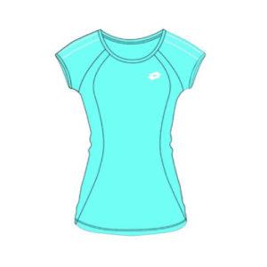 Squadra G Tee PL - Girls (Blue)