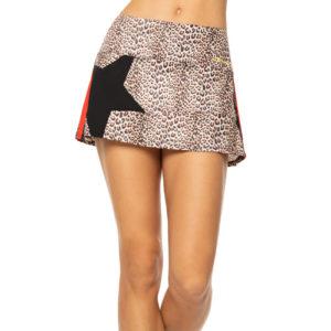 Wild Star Skirt (Black)