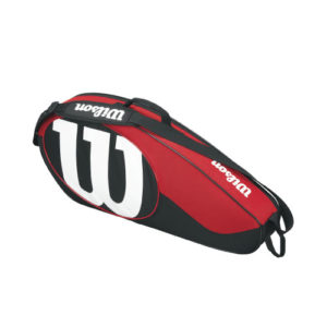 Match II 3 Pack (Black/Red) WRZ820603
