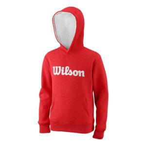Wilson Junior Script Cotton Hoody
