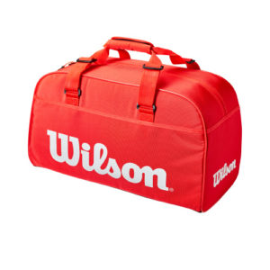 Wilson Super Tour Small Duffle - Infrared (WR8011001)